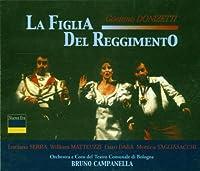 Donizetti;La Figlia Del Reggimento
