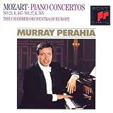 Mozart: Piano Concertos No.21 K.467 and No.27 K.595 By Wolfgang Amadeus Mozart (Composer),,Murray Perahia (Performer) (1993-09-06)