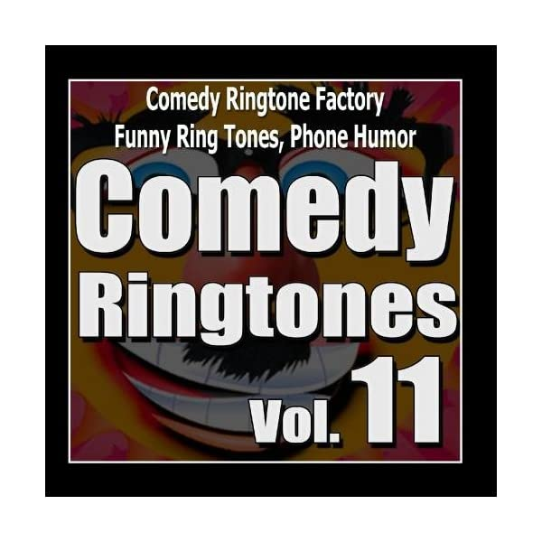 Comedy Ringtones, Text A...の商品画像