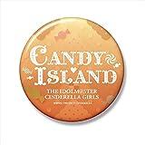 アイドルマスター シンデレラガールズ CANDY ISLAND ロゴ缶バッジ