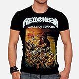 HELLOWEEN - WALLS OF JERICHO/ T-シャツ/ メンズ 【公式 / オフィシャル】