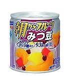 はごろも 朝からフルーツ みつ豆 190g (4081)