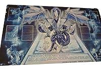 遊戯王 氷結界の龍 トリシューラ プレイマット