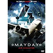Mayday Air Disaster Complete series 4 (3 DVD set As seen on National Geographic Channel as Air Crash Investigation)