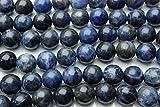 【 福縁閣 】ソーダライト 10mm 1連(約38cm)_R392/A3-3 天然石 パワーストーン ビーズ