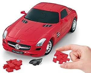 62ピース カーパズル3D メルセデス ベンツ/SLS AMG GT