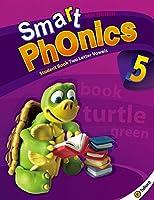 e-future Smart Phonics レベル5 スチューデントブック (フラッシュカード・CD付) 英語教材