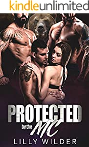 Protected by the MC: Bear Shifter Biker Reverse Harem (English Edition)