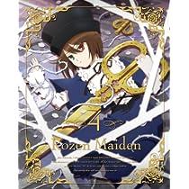 ローゼンメイデン 4 [2013年7月番組](初回特典:メタルブックマーカー『水銀燈』) [DVD]