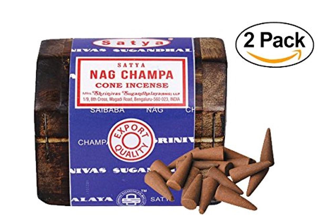 パンダ一瞬純粋にNag Champa Cone Incenseボックス3