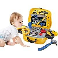 RaiFu ままごと おもちゃ 子供 シミュレーション 修復 ツール キット おもちゃ 遊ぶ家 ふり 遊びおもちゃ 子供 教育 誕生日 クリスマス プレゼント