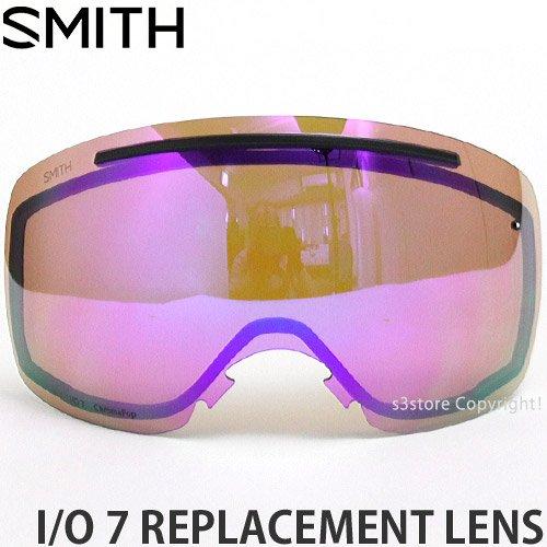 SMITH(スミス) ゴーグル レンズ I/O 7 REPLACEMENT LENS スペアレンズ / CHROMAPOP EVERYDAY VIOLET MIRROR [並行輸入品]