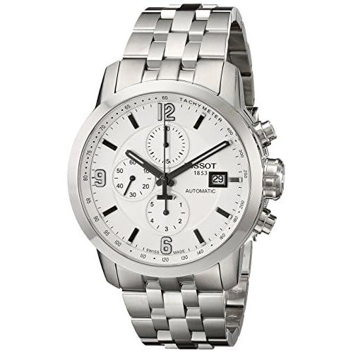 [ティソ]TISSOT 腕時計 PRC200 Autochrono(ピーアールシー200 オートクロノ) T0554271101700 メンズ 【正規輸入品】