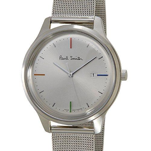 ポールスミス Paul Smith メンズ 腕時計 BC5-415-11 The City ザ・シティ シルバー 替えベルト付き [並行輸入品]