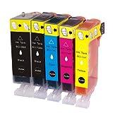 互換インク CANON BCI-7e+9/5MP (4+1色セット) キヤノン インクジェットプリンタ用インク