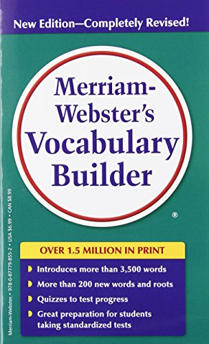 Merriam-Webster's Vocabulary Builderの詳細を見る