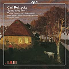 インゴルフ・トゥルバン独奏  Carl Reinecke: Symphony No. 1; Violin Concerto; RomancesのAmazonの商品頁を開く