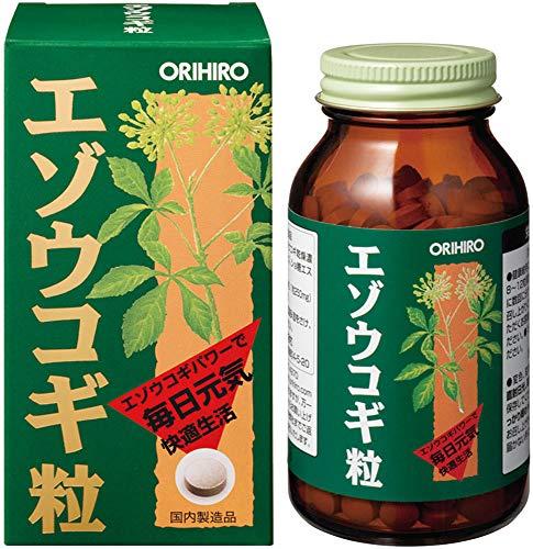 【Pick up!】 オリヒロ エゾウコギ 粒100g