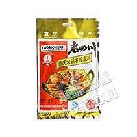 老四川火鍋調味料(火鍋の素)400g 中国名産・中華料理・中華食材人気調味料