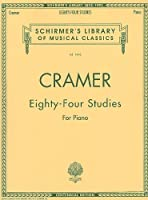 84 Studies for Piano (Bks. I-IV - Complete): Piano Solo (Schirmer's Library of Musical Classics) by Unknown(1992-11-01)