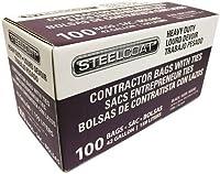 Petoskey Plastics 9496480 FG-P9934-05A 3 Mil 42 gal Contractor Trash Bag