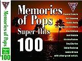 Memories of Pops SUPER HITS 100 CD4枚組 思い出のポップス FCD-002