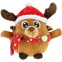 クリスマスグッズ ぬいぐるみ サンタさん 発光 歌う おもちゃ かわいい クリスマスプレゼント キッズ 女の子 男の子 部屋飾り 人形 人気 可愛い 高品質 玩具 クリスマス子供の日 誕生日祝い