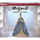 Lieder & Nocturnes / Mozart Edition 24