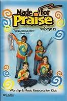 Made for Praise Vol 11 Choral Book