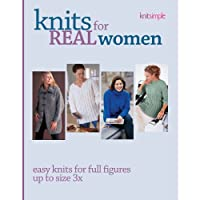 Soho Publishing-Knits For Real Women (並行輸入品)