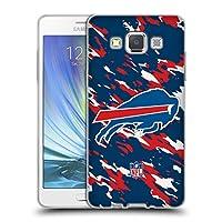 オフィシャル NFL カモフラージュ バッファロー・ビルズ ロゴ ソフトジェルケース Samsung Galaxy A5