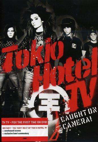 Tokio Hotel TV - Caught on Camera [DVD] [Import]