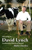 According To... David Lynch