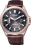 [シチズン]CITIZEN 腕時計 CITIZEN-Collection シチズンコレクション エコ・ドライブ電波時計 ダイレクトフライト 針表示式 CB0012-07E メンズ