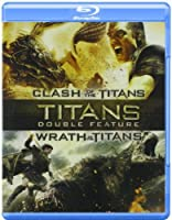 Clash of the Titans + Wrath of the Titans (Blu-Ray