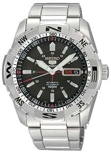 [セイコー]SEIKO 腕時計 SEIKO 5 SPORTS(セイコー ファイブ スポーツ) オートマチック デイデイト 逆輸入 海外モデル 日本製 SNZJ05JC メンズ 【逆輸入品】
