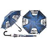 5262 スターウォーズ STAR WARS 子供用 傘 直径85cm umbrella [並行輸入品]