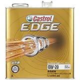 カストロール エンジンオイル EDGE 0W-20 3L 4輪ガソリン車専用全合成油 SN/GF-5 Castrol