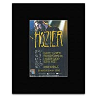 HOZIER - May - June UK Tour 2015 Mini Poster - 13.5x10cm
