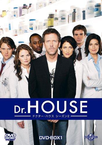 Dr.House シーズン2 DVD-BOX1