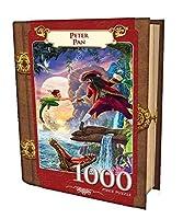 MasterPieces Peter Pan Book Box Jigsaw Puzzle 1000-Piece [並行輸入品]