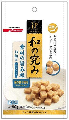 ジェーピースタイル 和の究み 素材の旨み粒 お魚味 90g