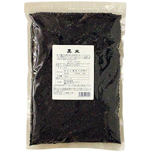 SUPER FOODS JAPAN 黒米 古代米 国産 朝紫 900g