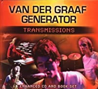Transmissions-Enhanced Book by Van Der Graaf Generator