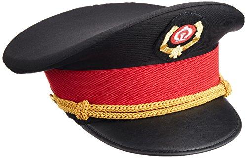 駅員さんの帽子 コスチューム用小物 男女共用...