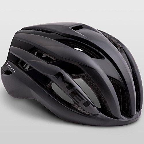 メット トレンタ ブラック ヘルメット M(56/58?)