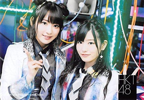 【宮脇咲良 月足天音】 公式生写真 HKT48 バグっていいじゃん 店舗特典 共通絵柄