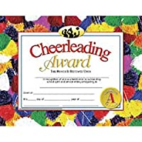 Cheerleading Award 30pk 8.5X 11