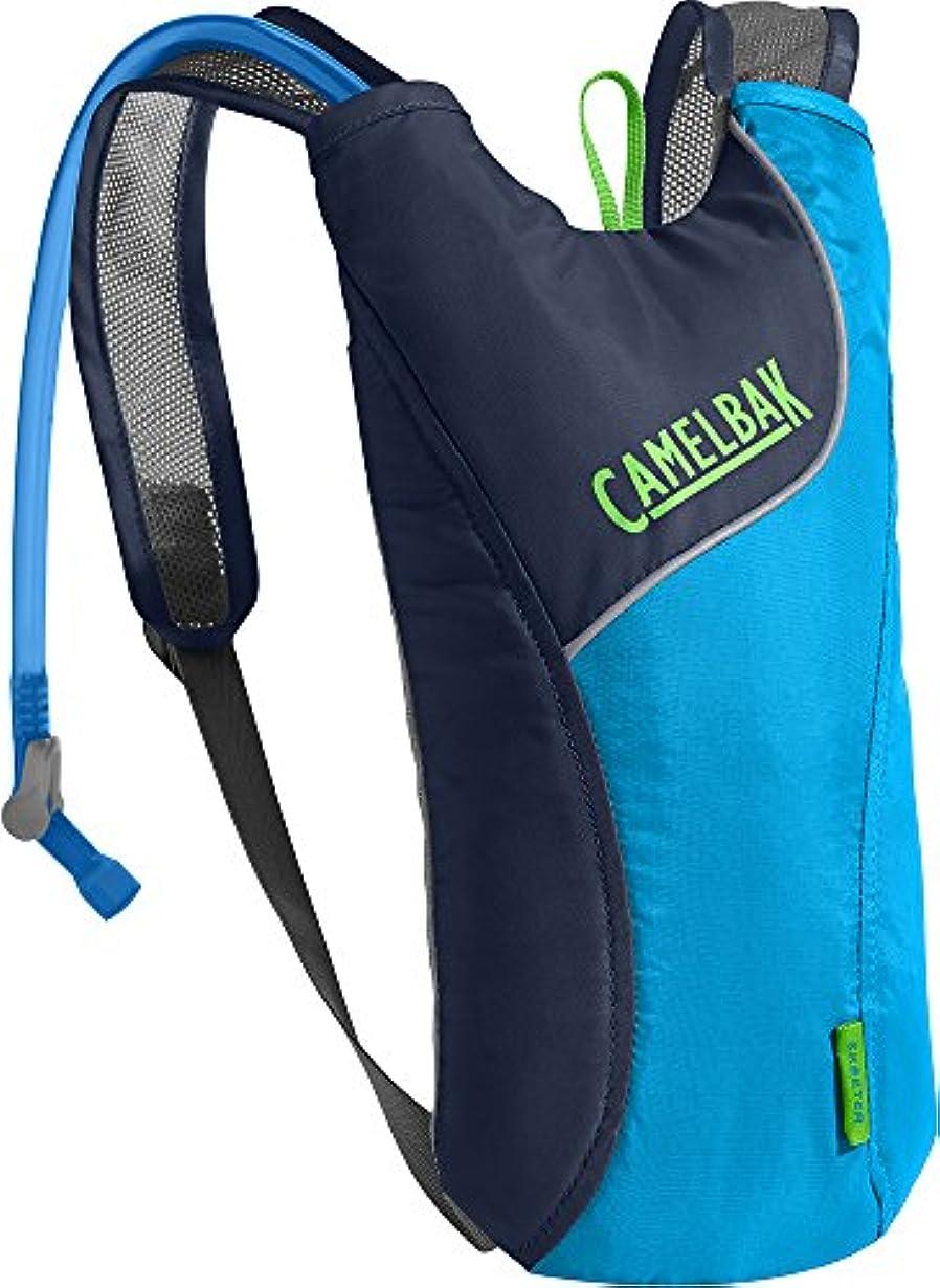 メモ振り向く豚CAMELBAK(キャメルバック) 自転車ハイドレーションバッグ SKEETER(スケーター) リザーバー1.5L+小型ポケット 子供向け アトミックブルー/ネイビーブレザー 18890475
