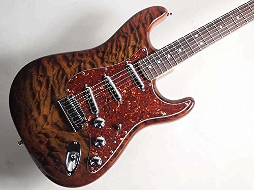 Fender Custom Shop/Quilt Maple Top Artisan Stratocaster®, RW, Tigereye【フェンダー】